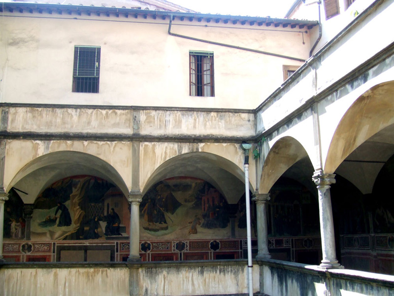 Monastery of La Badia in Florence