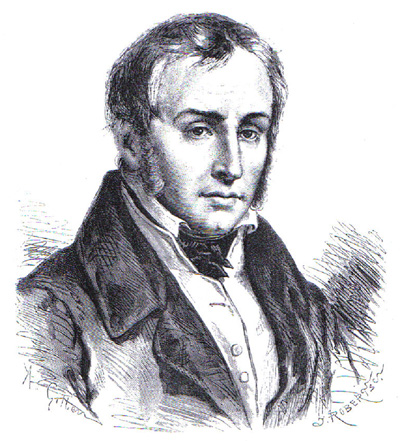 Paul-Louis Courier von Jules Robert